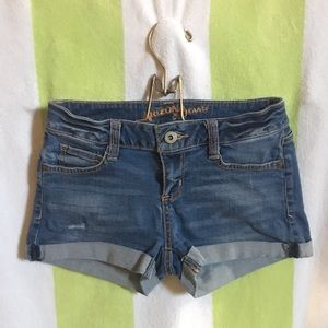Arizona Jean Denim Shorts